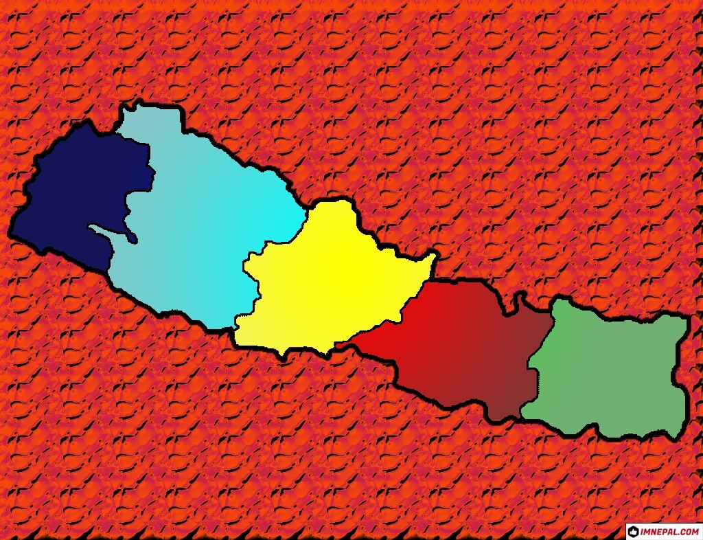 Nepal Map images
