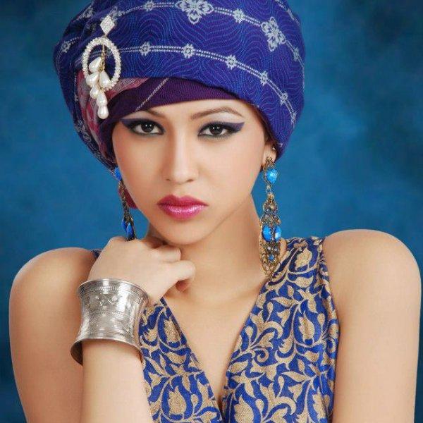Nepali Singer astha bhandari Picture