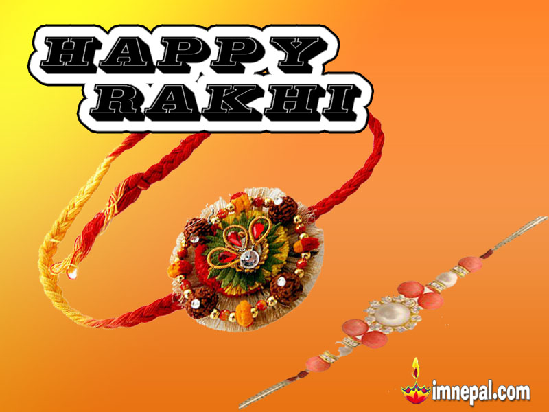 Raksha Bandhan Greeting Cards Wishing Messages, Wishes HD wallpapers, Pictures, images, pics, Quotes Brother Sister Hindu Festival Rakhi (47)