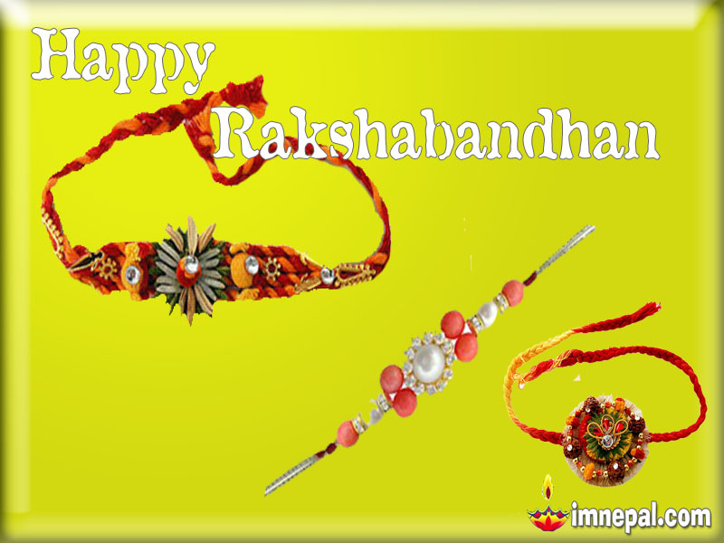 Raksha Bandhan Greeting Cards Wishing Messages, Wishes HD wallpapers, Pictures, images, pics, Quotes Brother Sister Hindu Festival Rakhi (51)