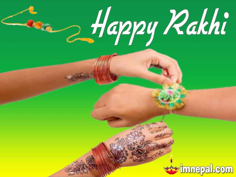 65 Beautiful Rakhi Cards Collection for Download Free – Raksha Bandhan 2019 Greetings Wishes Images
