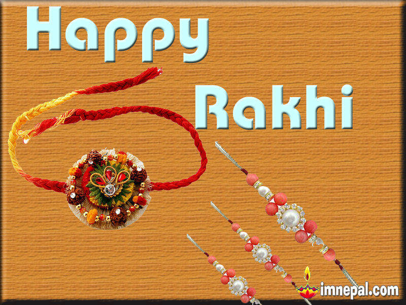 50 Happy Rakhi Wishes, Messages, Quotes, SMS For Your Dearest Brother in English