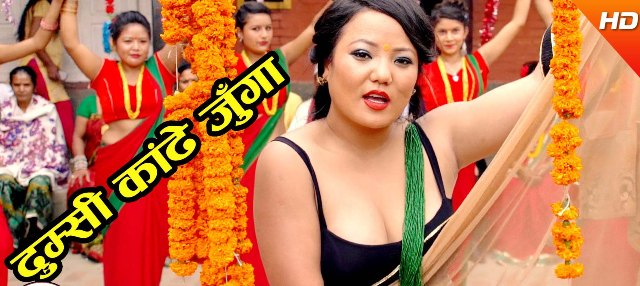 Teej Songs Nepali By singer and Model Jyoti magar Pictures