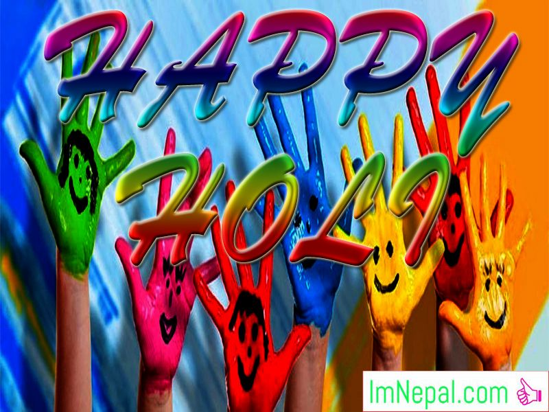 18 Latest Holi होली Shayari in Nepali for Facebook Friends