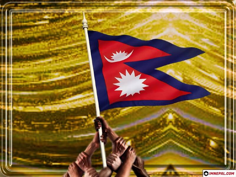 Nepal Flag Picture