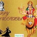 Happy Dussehra Dasara Dashara Greeting Cards Wishes Quotes Images Navratri English Hindi Durga Mata God Rama messages Photos