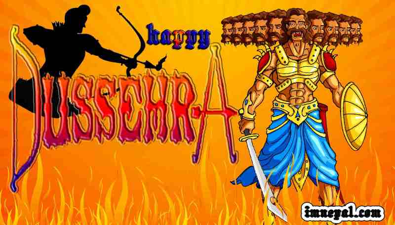 Happy Dussehra dasara Vijaya dashami Greeting HD Wallpapers Cards Images Quotes Wishes Messages SMS Pictures