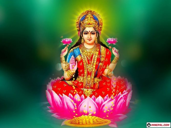 Lakshmi Mata Image