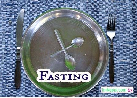 Stylish Fasting Plate Image
