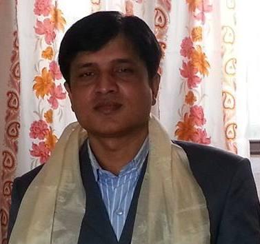 Ajay Sah Shiwali madheshi reporter picture