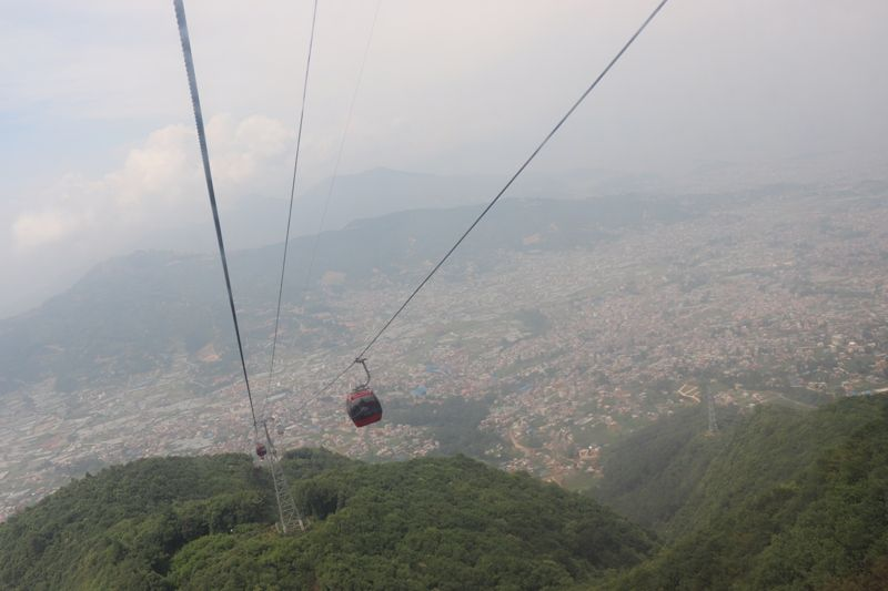 Kathmandu Views from Chandragiri Hills Station Kathmandu Nepal Cable car places Travel Visit Outing Destination Pictures Beautiful