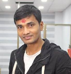Subhak Mahato madheshi reporter picture