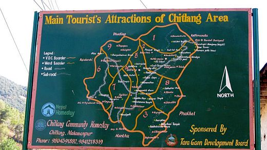 kathmandu changragiri hill station cable care map