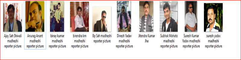 10 Energetic Madhesi Reporters in Nepal Who Are Very Active in Facebook