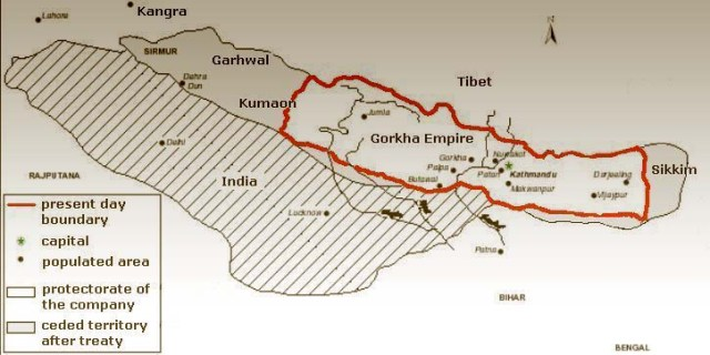 50 Hidden Facts, Information & Truth About Map of Nepal