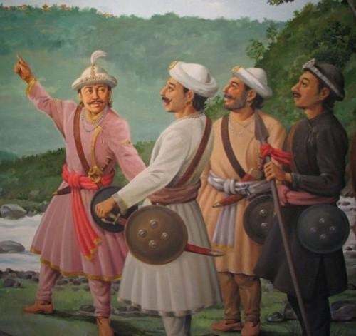 prithvi narayan shah history modern Nepal unification
