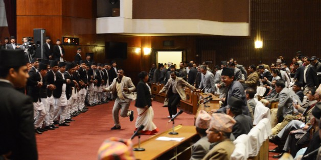 Political instability parliament of nepal