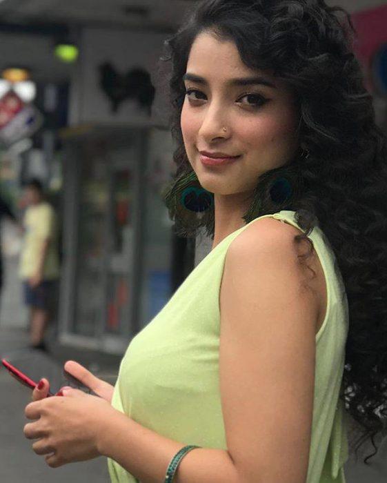 Suhana Thapa Nepali Actress