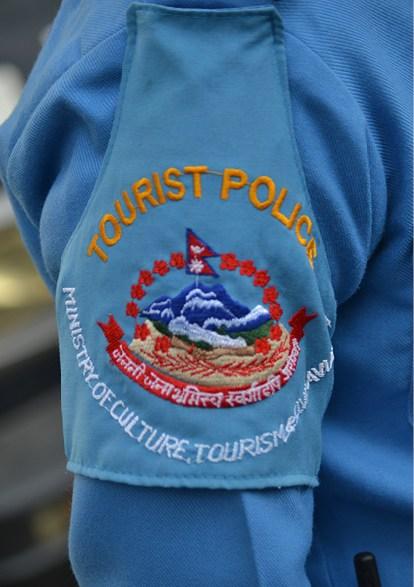 nepal tourist police