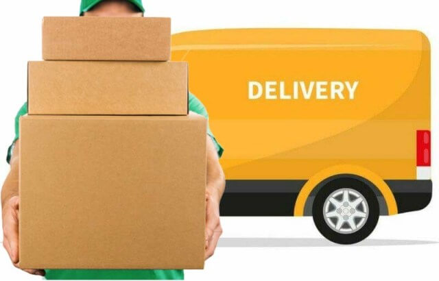 courier service delivery