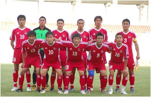 FIFA Nepalese footbal team