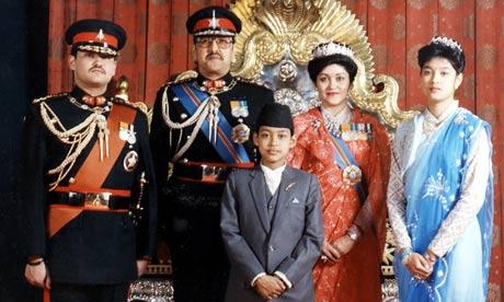Nepal royal massacre
