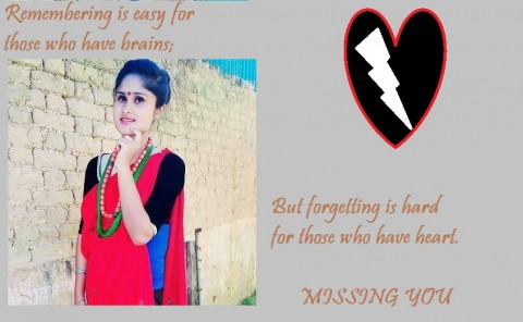 I Miss You Short Text Messages, Lines, SMS & Status for