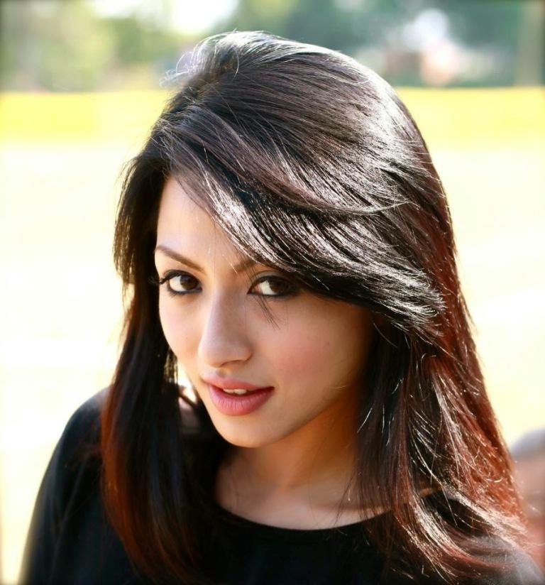 Beutiful Nepali Girl Sahana Bajracharya Images