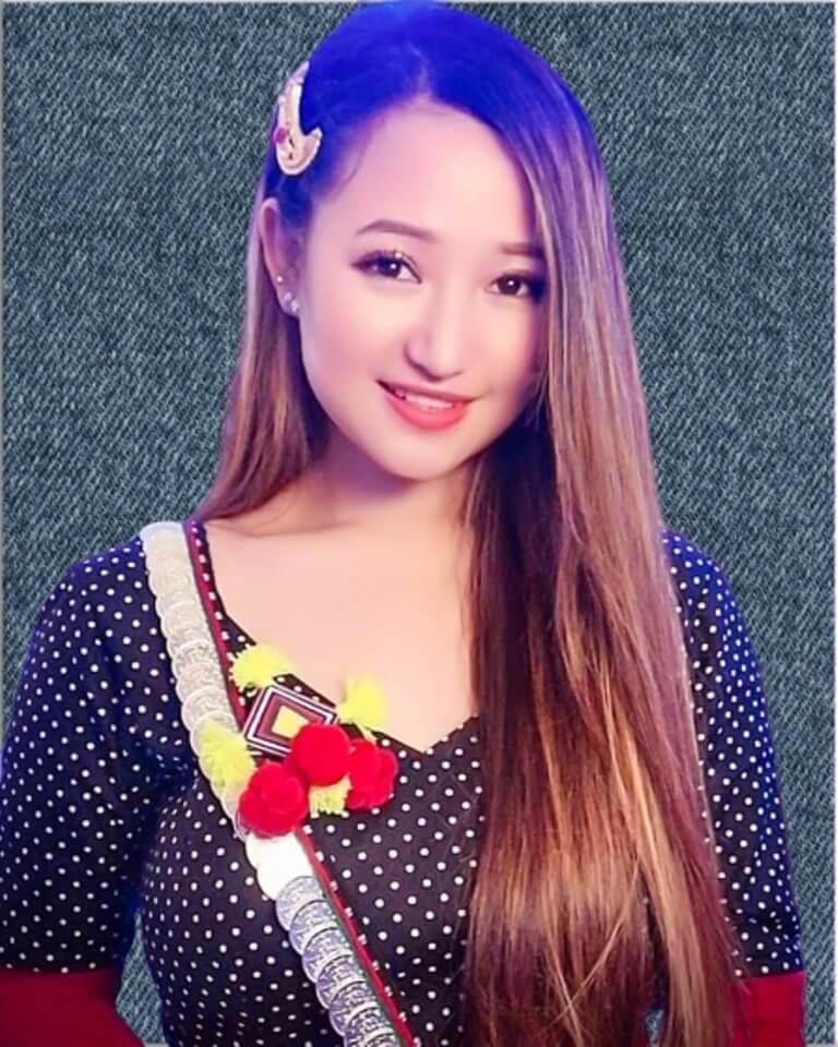 Cute Nepali Girl Image