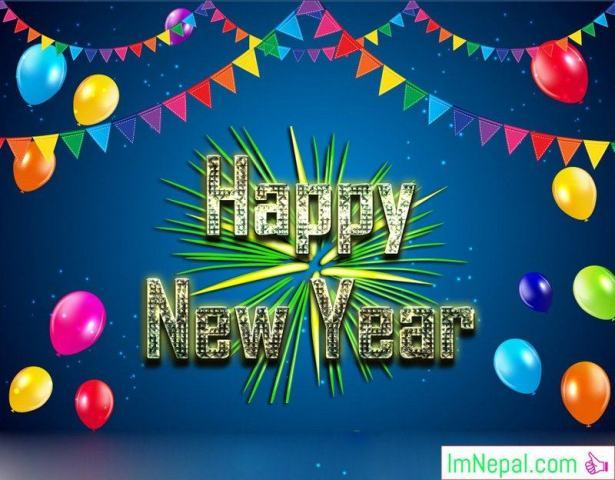 Happy New Year Greetings Cards Images Pictures Wallpapers