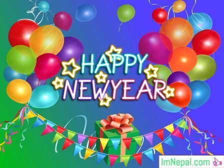 Happy New Year 2076 Greeting Cards, Wallpapers, Images, Quotes, Designs
