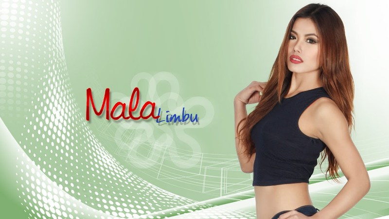 Mala Limbu Nepali model girl actress Image