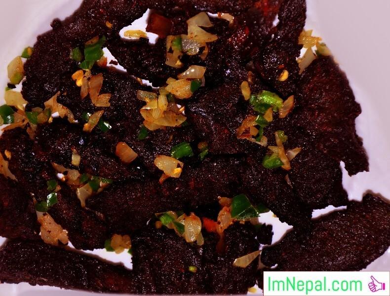 Sukuti Dried Meat