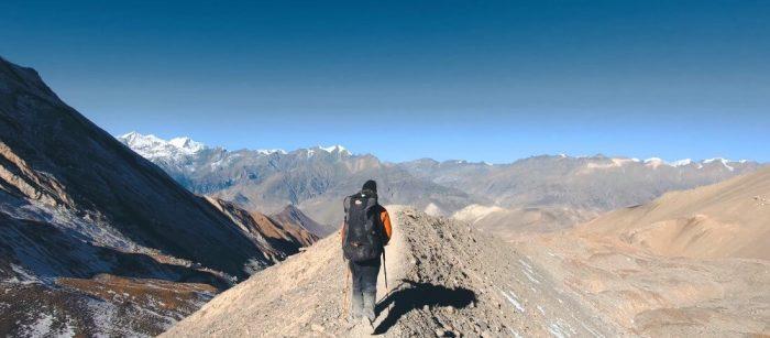 THE ANNAPURNA CIRCUIT Trekking Nepal Image