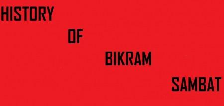 history of bikram sambat