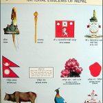 national symbols of Nepal emblems