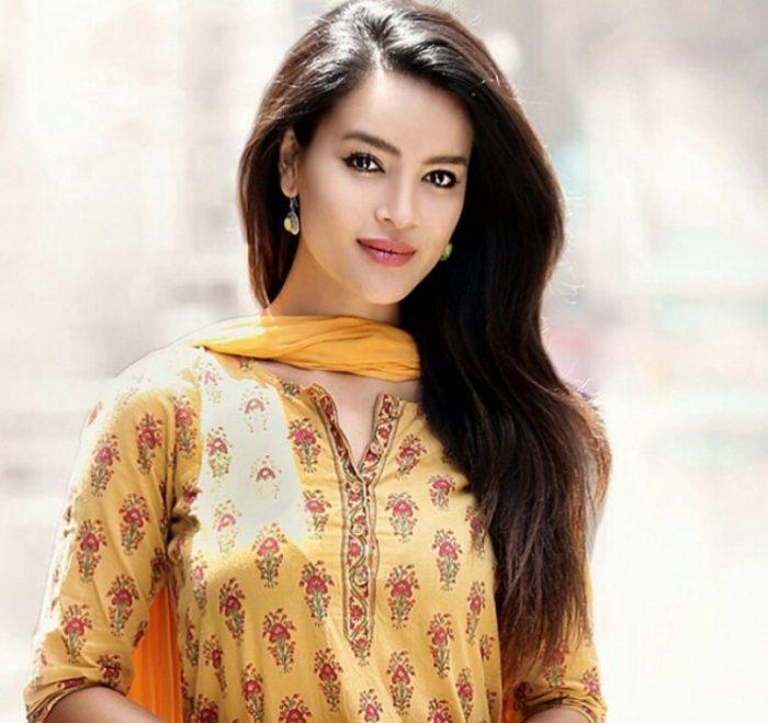 shristi shrestha - Nepali Girl Lady Image
