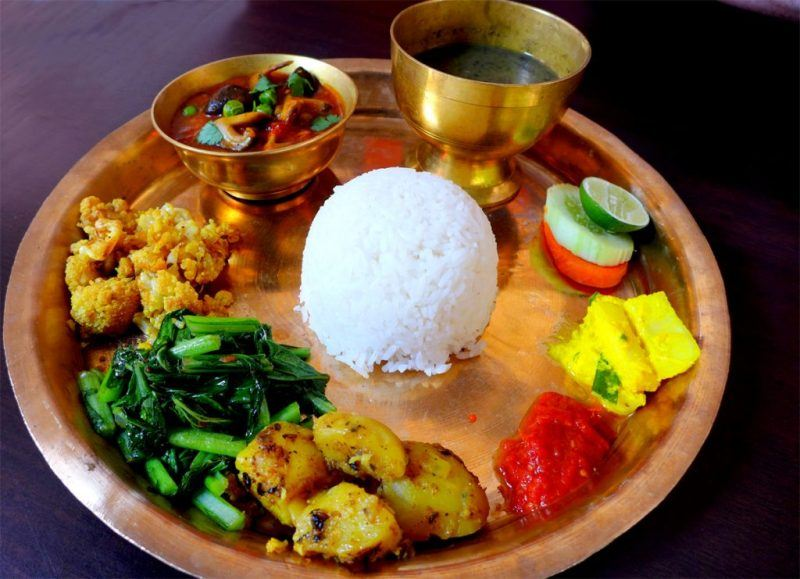 Traditional Nepali Foods, Cereals, Sweets, Snacks, Beverages (Both Vegetarian and Non Vegetarian)