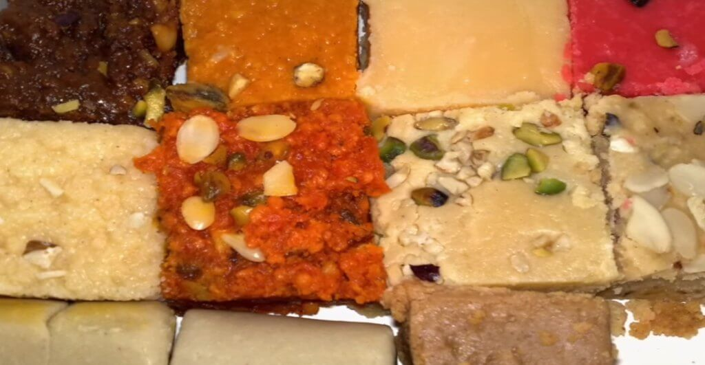Indian Sweets Image
