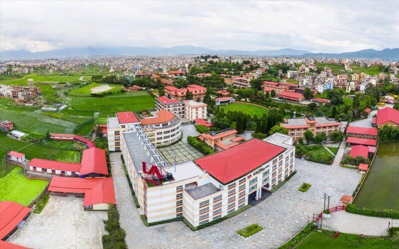 Little Angles College Kathmandu Nepal