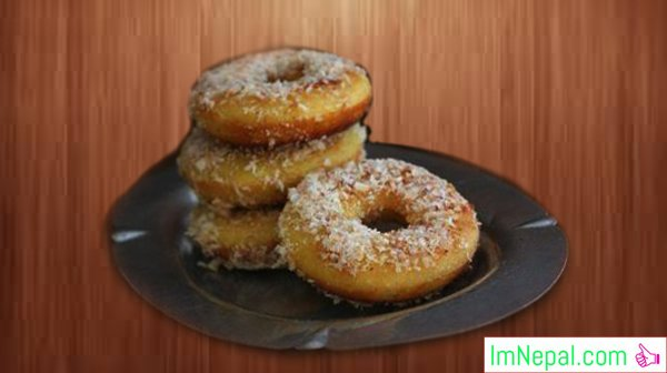 Round Shaped Foods recipes dish