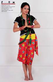 brahmin dress
