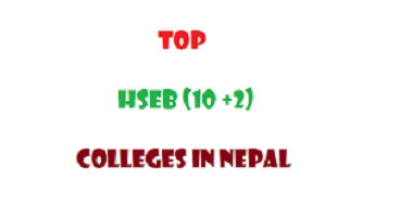 Top 10 HSEB Colleges of Nepal