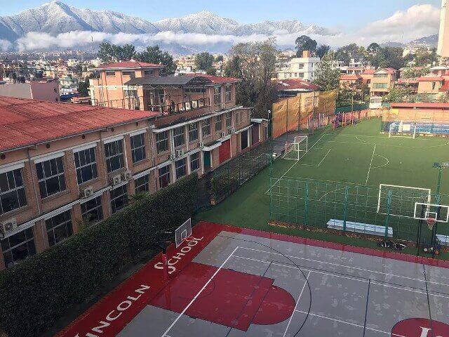 Lincoln school Nepal