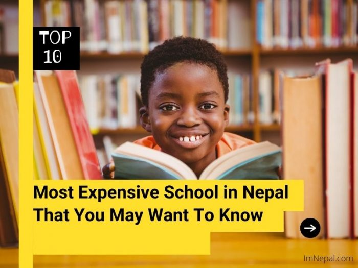 Most Expensive School in Nepal