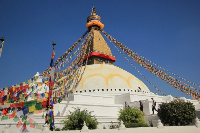 Boudhanath Stupa Nepal - Pilgrimage Places Visit Kathmandu