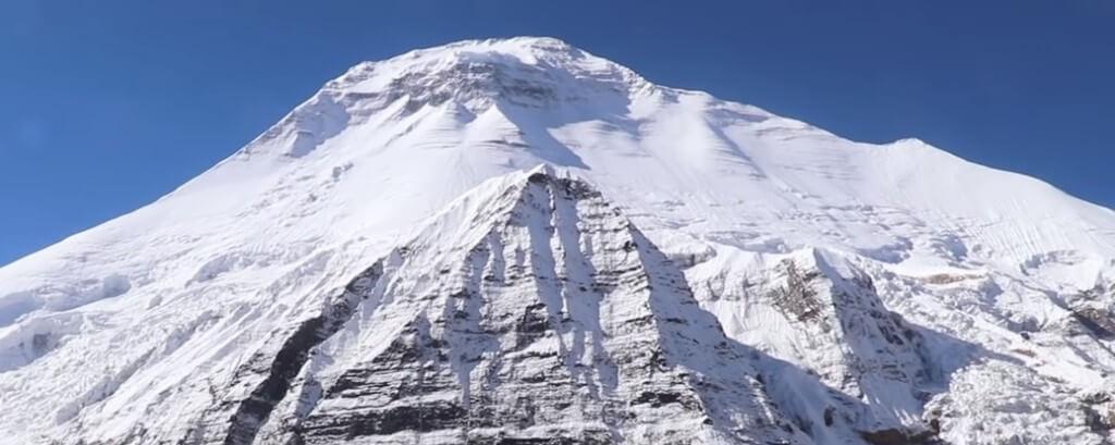 Dhaulagiri Mountain Himalayas Nepal