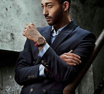 Ayushman Deshraj Joshi Nepali Male Model