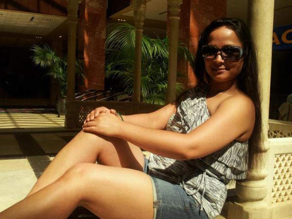 Nepali actress Saranga Shrestha