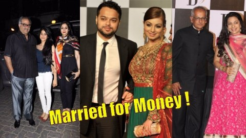 Reasons Why Actresses Marry The Rich Guy Money